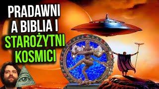 Pradawni Bogowie i Gwiezdne Wrota a Biblia i Starożytni Kosmici – Plociuch Q&A Spiskowe Teorie UFO