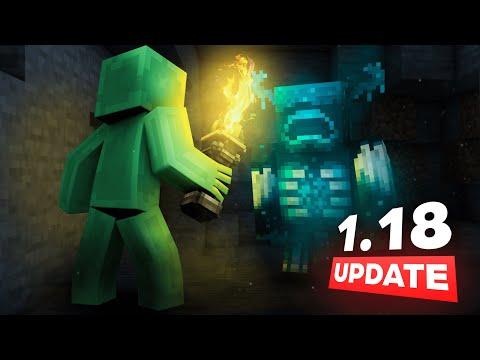 ALLES was wir bisher zum Minecraft 1.18 Update wissen!