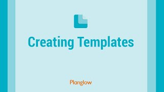 Creating a Template thumbnail
