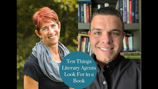 10 Things Literary Agents Look for in a Book