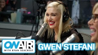 """Gwen Stefani Debuts """"Baby Don't Lie""""   On Air with Ryan Seacrest"""