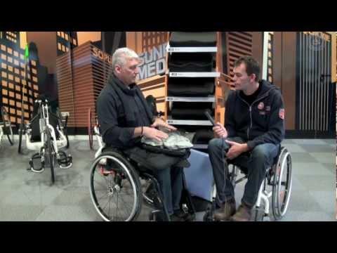 Rollstuhl Sitz Kissen auf die Beratung kommt es an