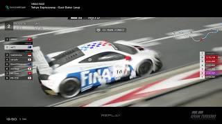 Gran Turismo™SPORT - Tokyo Expressway McLaren 650S Gr3 (online race)