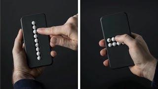 هذا الهاتف هو الحل لمن يعانون من إدمان الهواتف الذكية !!