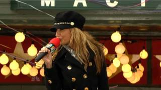 Ashley Tisdale   Last Christmas MV Macy's 81st Thanksgiving Day Parade