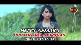Happy Asmara - Opo Wis Ora Kelingan [OFFICIAL]