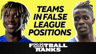 Ranking Teams Over and Underachieving This Season   B/R Football Ranks
