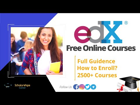 EDX  Online Courses | How to Enroll? | Complete Guide