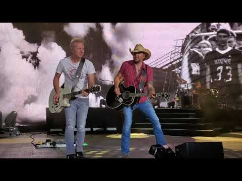 Jason aldean Albuquerque New Mexico 7/25/19 part 1 of 2