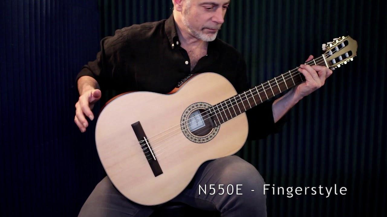 N550E - Sound Clip: Fingerstyle