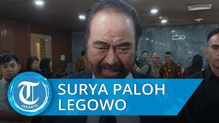 Surya Paloh akan Legowo bila Gerindra dan Demokrat Masuk ke Kabinet Jokowi-Maruf