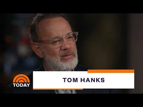 Full Interview: Tom Hanks On 'A Beautiful Day In The Neighborhood'   TODAY