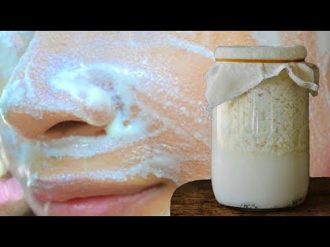 Кефир от морщин на лице и как им умываться для молодости кожи