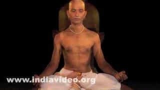 How to Do Padmasana - Yoga Lotus pose
