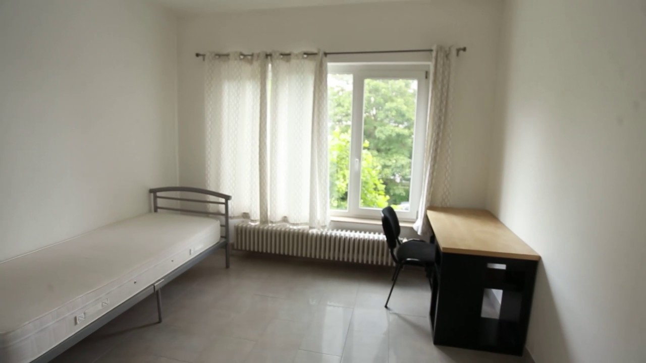 Rooms for rent near CHU Brugmann in Jette