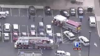 Lab fire at NJ school