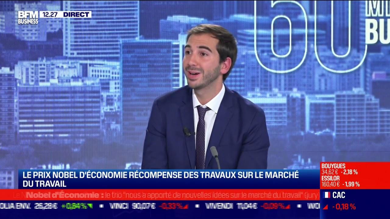Christian de Boissieu (Cercle des économistes): Des scientifiques reçoivent le prix Nobel d'économie