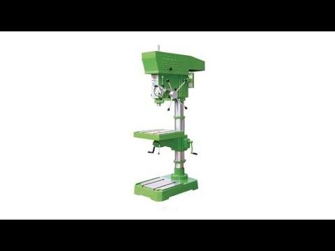 High Precision Pillar Drilling Machine