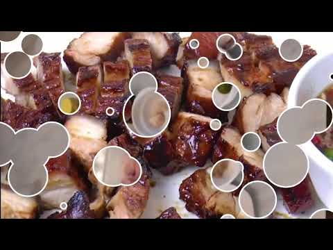 Simple Recipe Marinated Grilled Pork /part 11