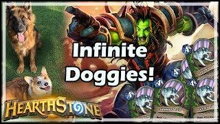 Infinite Doggies! - Witchwood / Hearthstone