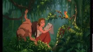Disney's Tarzan(1999) - Stangers Like Me (Lyrics in description)