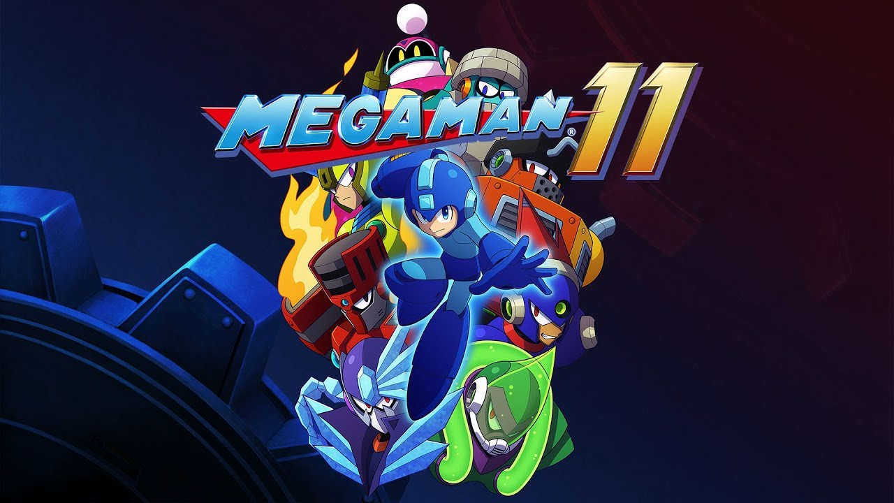 Mega Man 11 [XBOX ONE] video