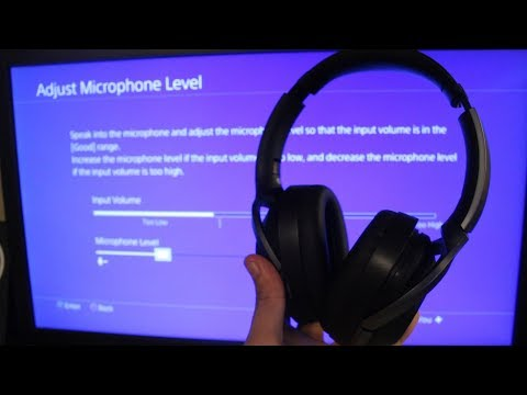 How to Use ANY WIRELESS Headphones/Earbuds with Mic as a Headset on PS4 (NO ADAPTERS)