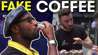 We Pranked Hipsters With CHEAP Coffee