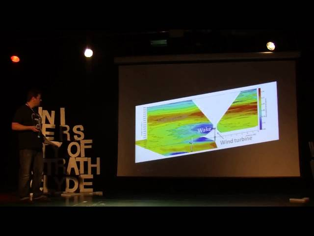 The emergence of eolics: Peter Clive at TEDxUniversityofStrathclyde