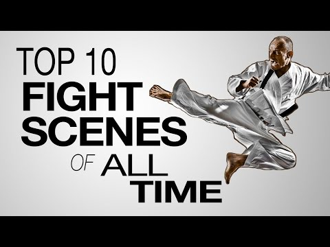 Are These The 10 Best Movie Fight Scenes Of All Time?