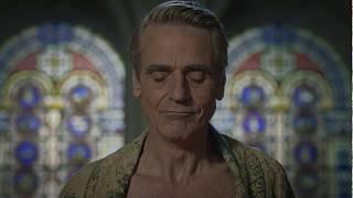 Adrian Veidt Becomes Ozymandias Again Scene [Watchmen 1x3]