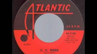 C C  Rider -  Chuck Willis