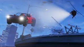 EPIC GTA 5 STUNTS & SKILLS [HD] - OMFG HELLO