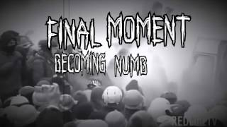 """Corvus the Crow - """"Final Moments"""" Official Lyric Video"""