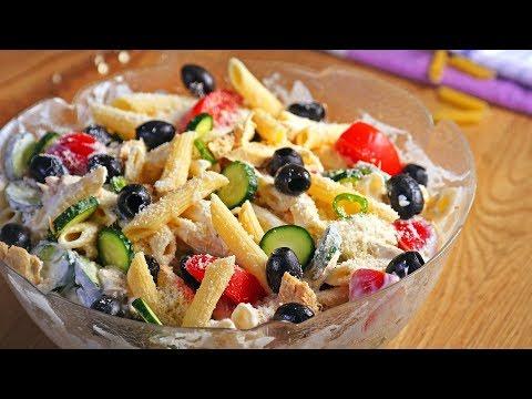 0 Salata de paste de pui