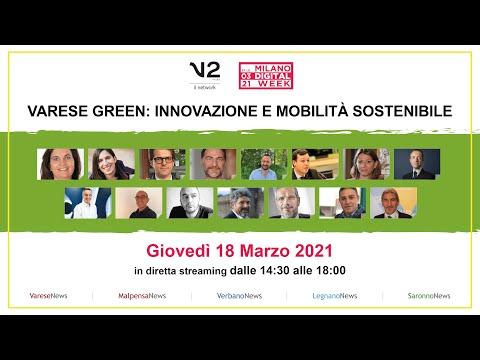 Varese green: innovazione mobilità sostenibile