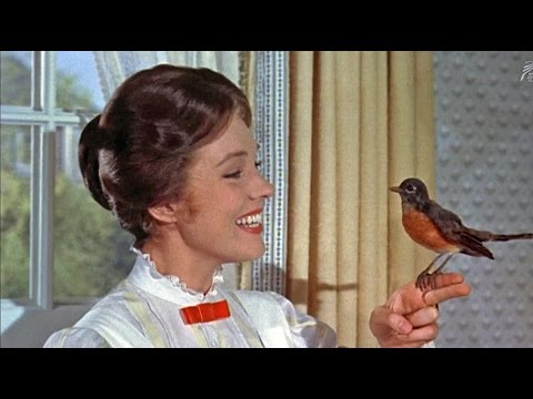 Julie Andrews - MARY POPPINS / メリー・ポピンズ 1964