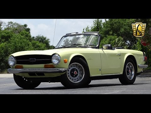 1972 Triumph TR6 for Sale - CC-985654