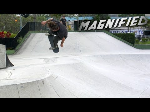Magnified: Pedro Barros