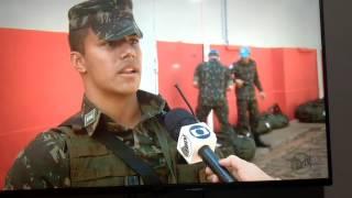 EXÉRCITO BRASILEIRO, MISSÃO DE PAZ DA ONU, PIRASSUNUNGA(2017)