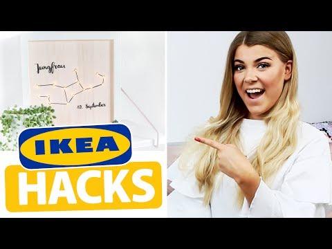 5 MEGA EINFACHE DIY IKEA HACKS! 😱🔨 | COCO