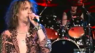 The Darkness  - Black Shuck AOL sessions Live