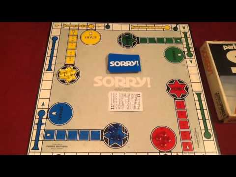 Board Game Vibe Episode #15: Sorry!