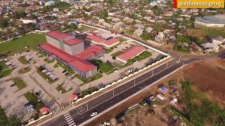 GOV. UDOM COMMISSIONS BELIEVERS ASSEMBLY ROAD, UYO