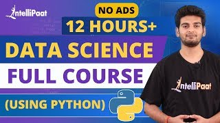 Data Science Training  | Data Science for Beginners | Intellipaat