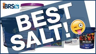 Which salt mix is best for my tank? - BRStv