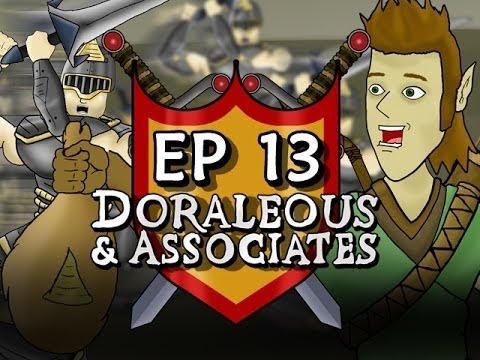 Pyramité - Doraleous a společníci (S01E13)