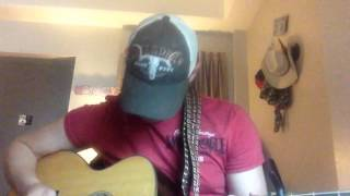 """Airman Webster's  Cover """"Lonely Lubbocks Lights"""" by Aaron Watson"""