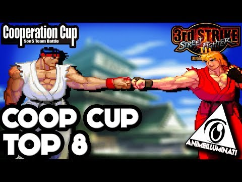 [3rd Strike] Cooperation Cup 17 (2019) - TOP 8 + AWARDS