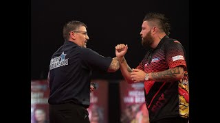 "Gary Anderson on Premier League victory over Smith: ""I'd not thrown a dart since the Matchplay"""